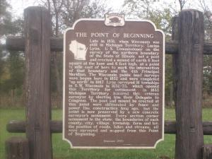 Point of Beginning