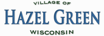 Village of Hazel Green Logo